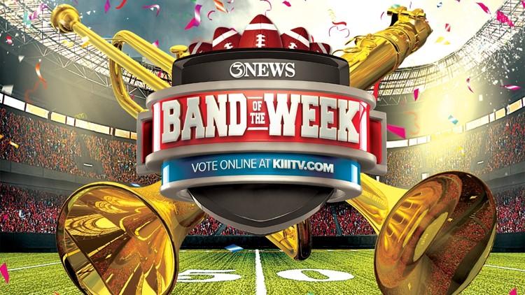 Blitz Band of the Week: Ray Texans vs. Moody Trojans