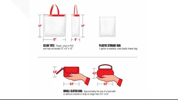Clear-bag policy required at Cabaniss Sports Complex, Buccaneer Stadium starting 2019-20 school year
