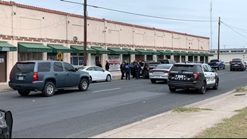 Update: Corpus Christi police officer injured after pursuit of suspect