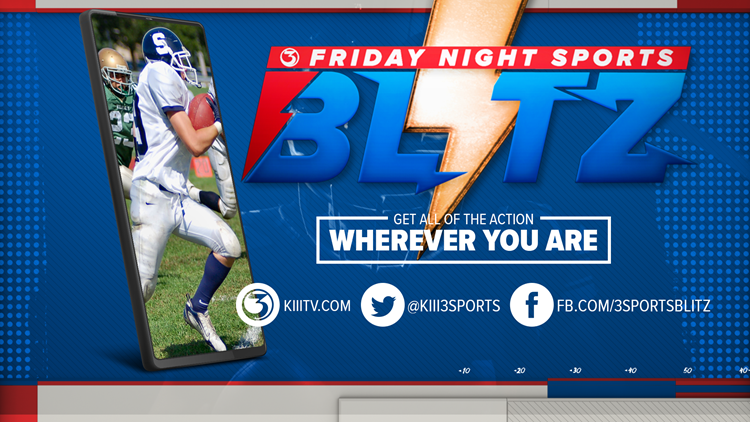 Week 1: Friday Night Sports Blitz live score updates