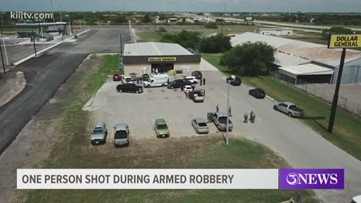 One person dead during armed robbery in Bishop
