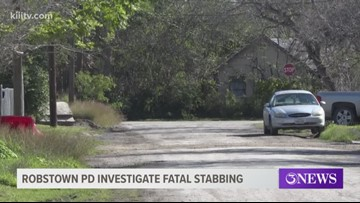 Two suspects arrested after stabbing homicide in Robstown