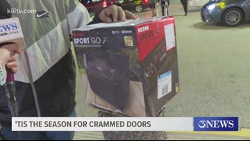 'Tis the season for crammed stores