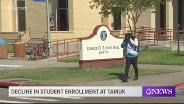 TAMUK administrators investigating sharp decline in student enrollment