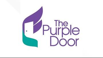 Volunteers revamp the Purple Door