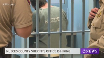 More officers needed for Nueces County Jail McKinzie Annex