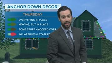 Alan's Wednesday Morning Forecast