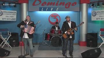 Domingo Live: Conjunto Senzzible, Tejano Boys