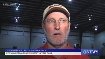 Top-ranked Refugio hoping to avoid upset by Post - 3Sports