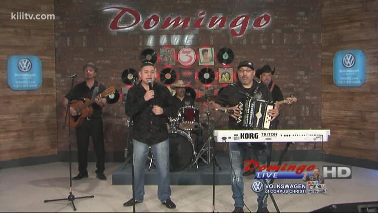 Domingo Live: Tejano Highway 281, Ruben DeLaCruz
