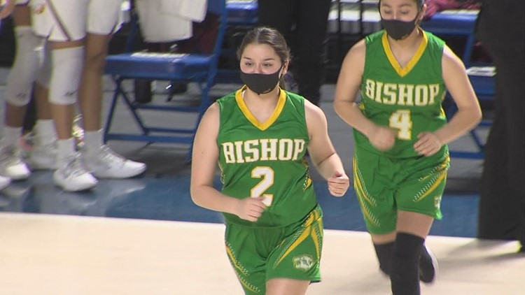H.S. Basketball Playoffs: Boys Regionals; Girls State Semifinal