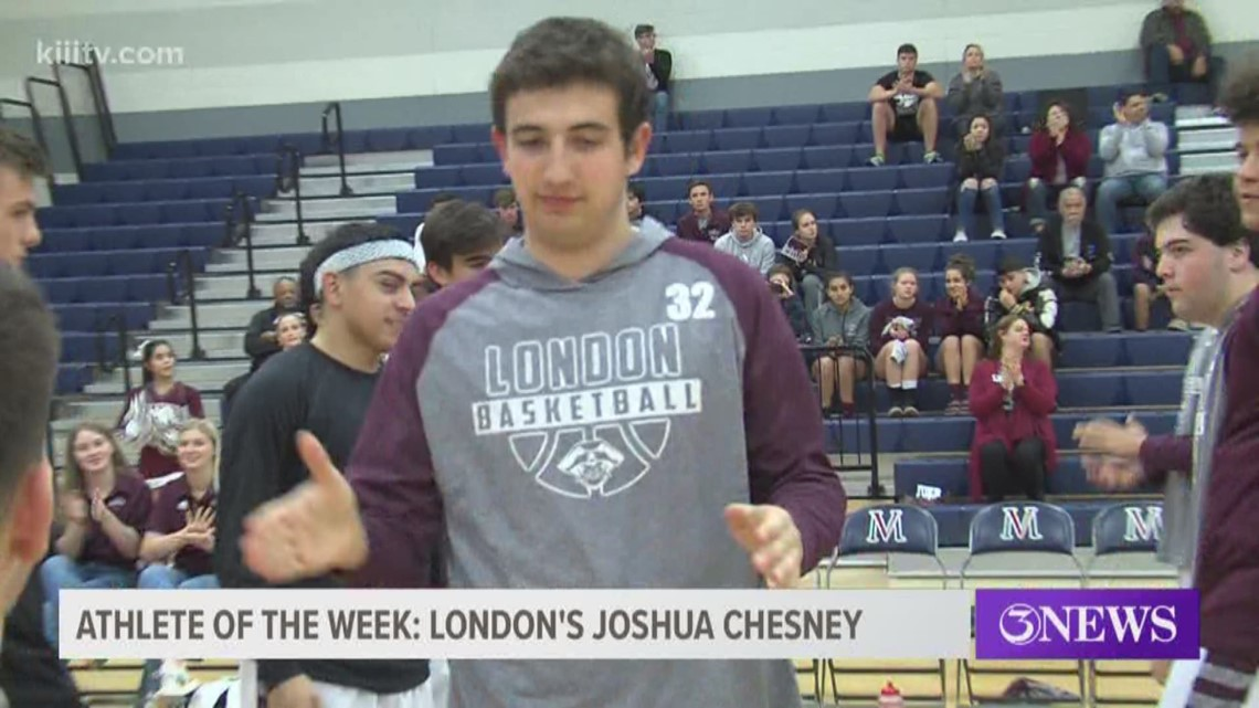 Athlete of the Week: London's Joshua Chesney - 3Sports
