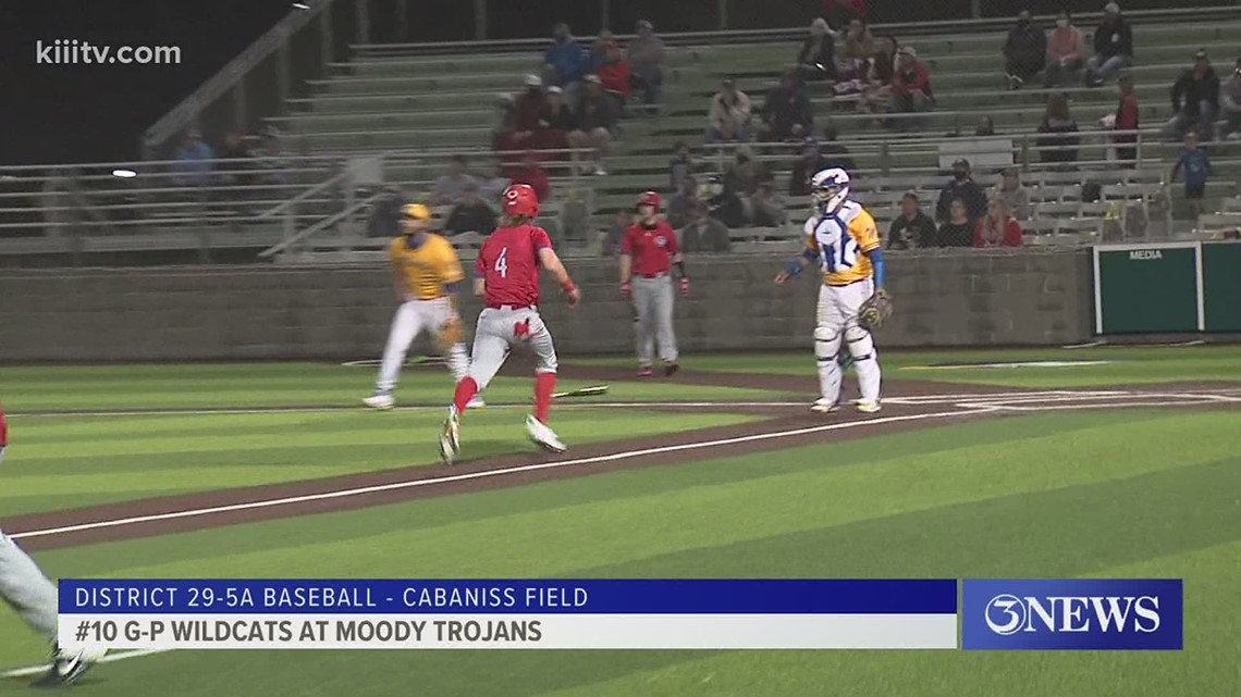 H.S. Baseball openers: G-P tops Moody, Carroll blanked by Victoria East - 3Sports