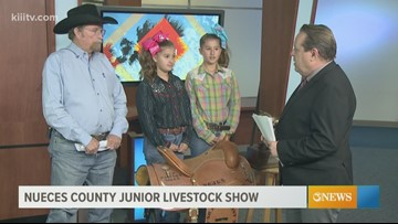 The Nueces County Junior Livestock Show kicks off this weekend