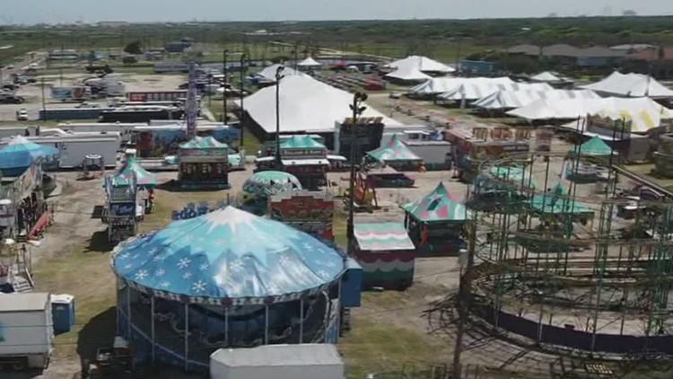 Aransas Pass Shrimporee kicks off its 73rd year of festivities