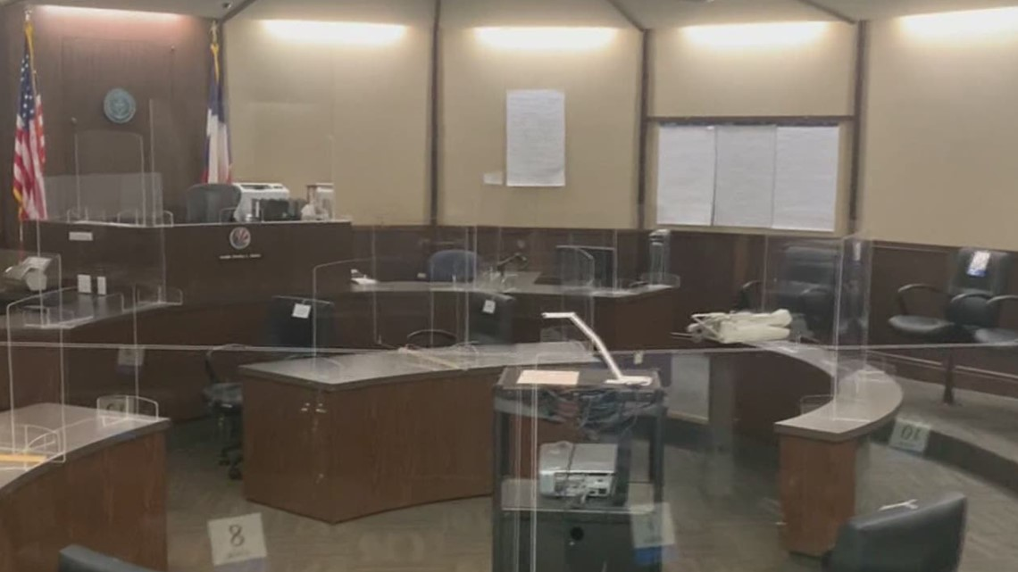 Coastal Bend Criminal Defense Lawyers Association is against the idea of being forced back to court during the pandemic