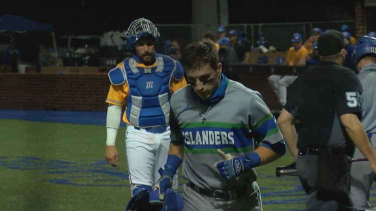 Islanders baseball falls to McNeese in Southland opener