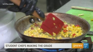 Student Chefs Making the Grade