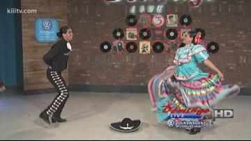 Alcorta's Folklorico Performance
