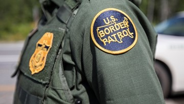 Border Patrol discovers a large human smuggling attempt in Laredo