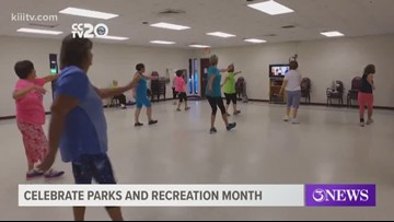 Celebrate National Parks and Recreation Month with Corpus Christi Parks and Recreation Department
