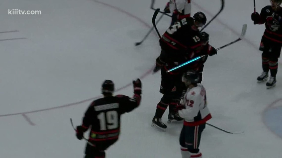 IceRays win game two of series with Bulls to take a 2-0 lead in series - 3Sports