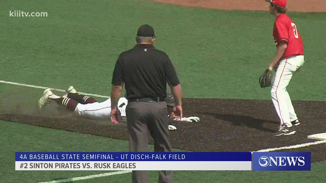 Sinton falls to Rusk in 4A State Semifinal - 3Sports
