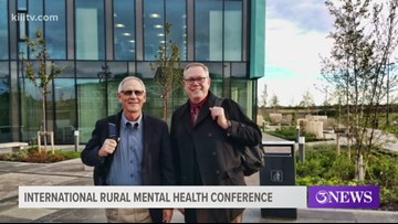 TAMUK faculty will attend International Rural Mental Health Conference