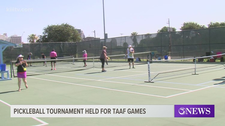 TAAF Games of Texas officially underway