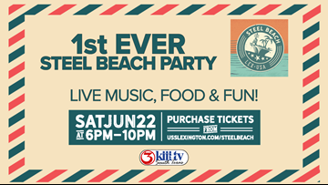 USS Lexington to host first ever Steel Beach Party on flight deck Saturday