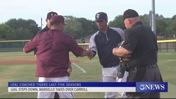 Leal steps down at Carroll, T-M's Marsello takes over - 3Sports