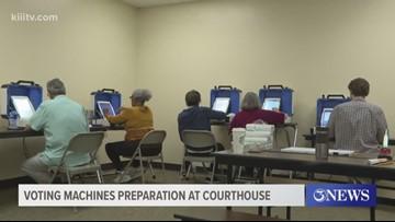 Nueces County prepares for March Primary Election