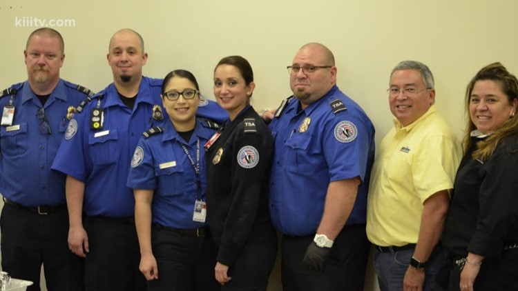 Corpus Christi software company provides free lunch for TSA workers