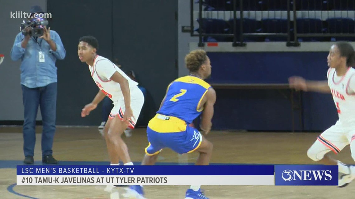 Javelinas have win streak snapped by UT Tyler - 3Sports