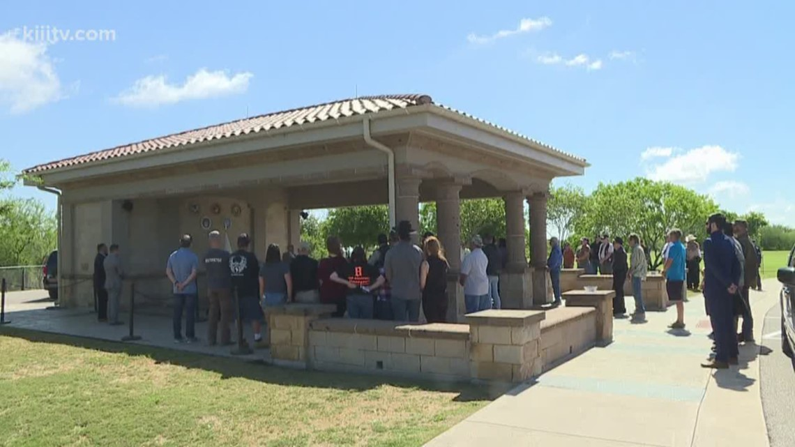 Public invited to Veteran's funeral at Coastal Bend State Veterans Cemetery