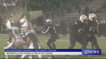 Bi-District: Miller edges Pace; Rockport-Fulton smashes Red Ants - 3Sports