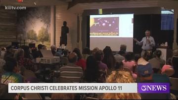 Apollo 11 Anniversary celebration in Corpus Christi