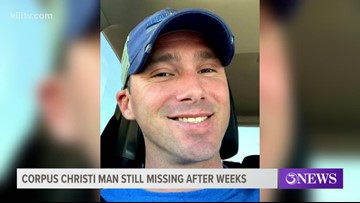 Corpus Christi man still missing after two weeks