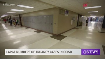 Judge warns of parents of truancy numbers in Corpus Christi Independent School District