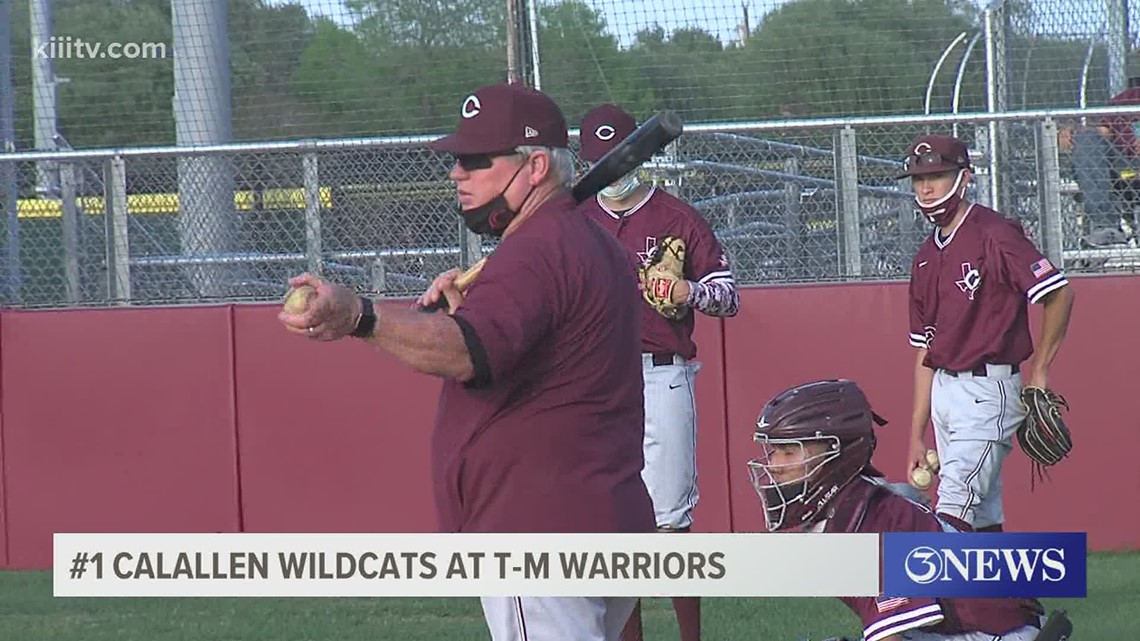 Calallen baseball and softball pulls off sweep of rival Tuloso-Midway - 3Sports