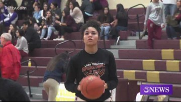 Pride of Texas Tournament: Beeville girls in state-ranked battle over IWA - 3Sports