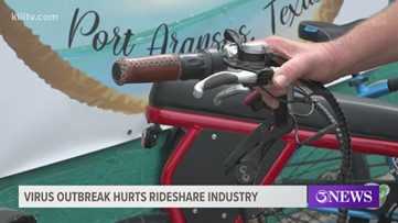 Coronavirus affects rideshare industry, local bike shops remain open as an essential business