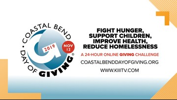 Donate Now: The 2019 Coastal Bend Day of Giving