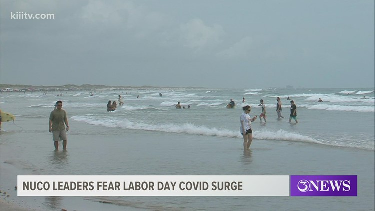 Health Director: 'Stay home this Labor Day and protect your children'