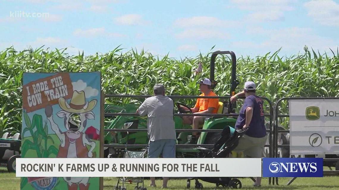 Robstown kicks off a rockin weekend with festive farm fun