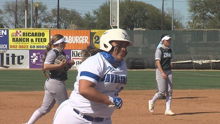 TAMU-K softball sweeps doubleheader from ENMU