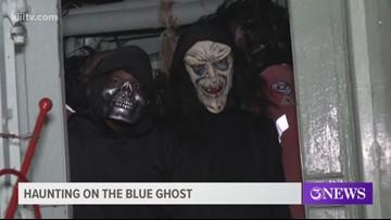 Intense haunted experience aboard the U.S.S. Lexington