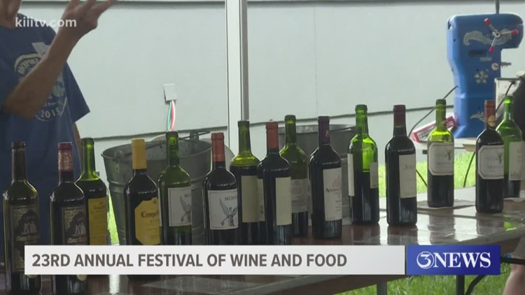 The Texas Maritime Museum hosts 23rd Annual Festival of wine and food