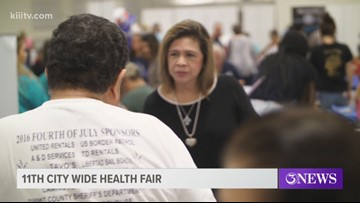 11th annual City-County health fair