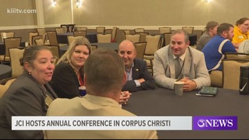 JCI hosts annual meeting in Corpus Christi
